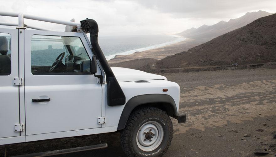 Jeep Safari auf Fuerteventura