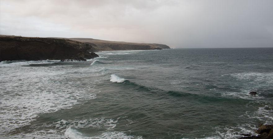 Strand la Pared Fuerteventura