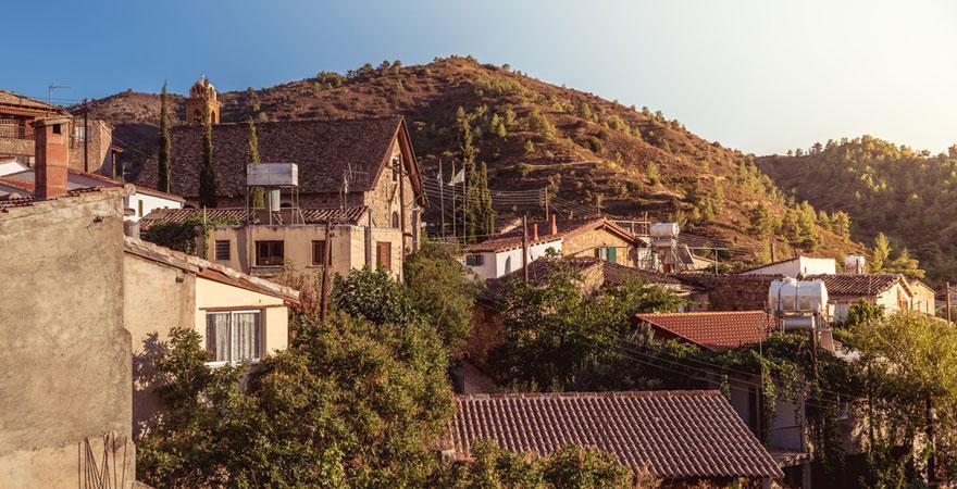Hauptstadt Nikosia, zypern