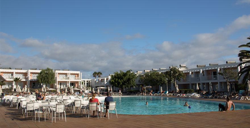 Pool im LABRANDA auf Fuerteventura