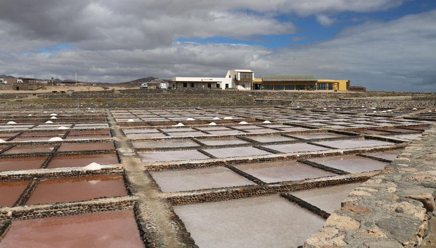 Salzgewinnungsanlage Fuerteventura