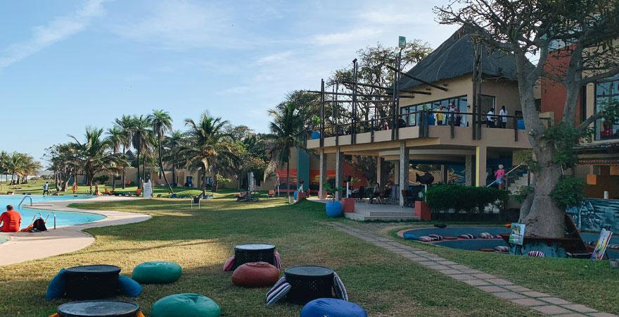 Chil Area im LABRANDA Coral Beach