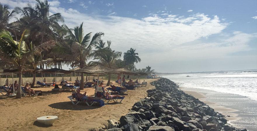 Strand Kairaba Beach Hotel