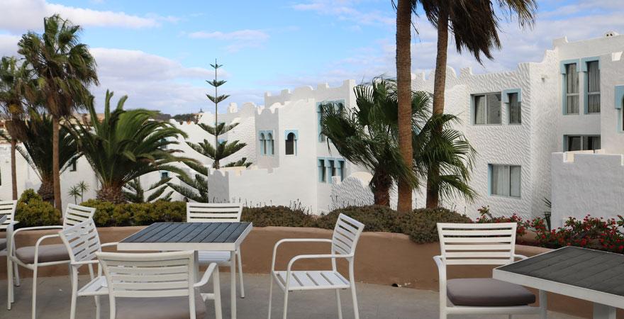 Terrasse Sotavento Beach Club