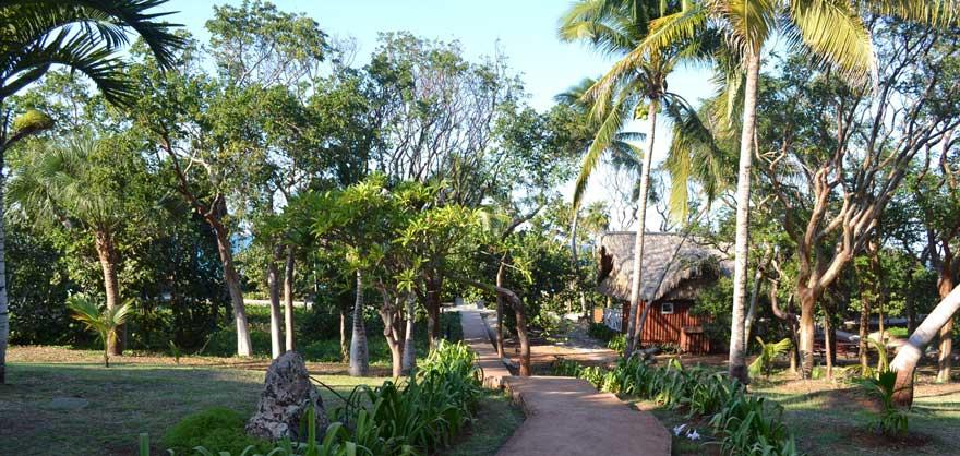 Außenanlage des LABRANDA Varadero