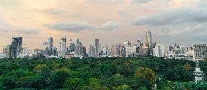 Lumphini-Park in Bangkok