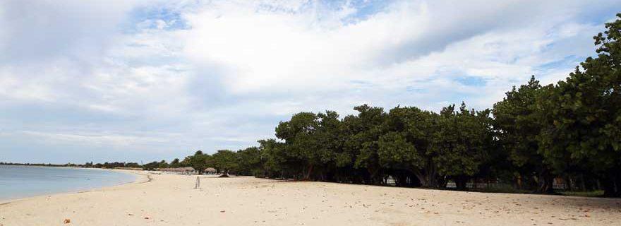 Playa Ancon auf Kuba