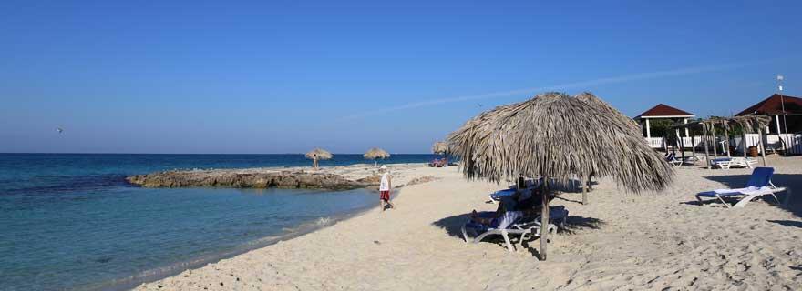 Playa Cayo Santa Maria auf Kuba