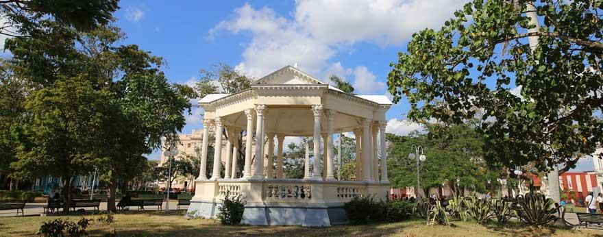 Pavillon in Santa Clara