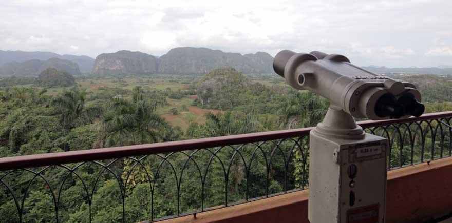 Panorama von Vinales