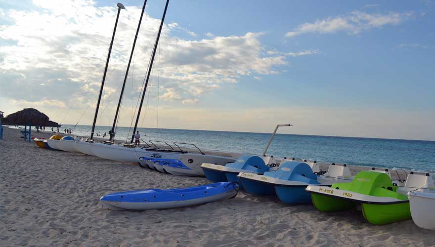 Wassersport in Kuba am LABRANDA Varadero Resort