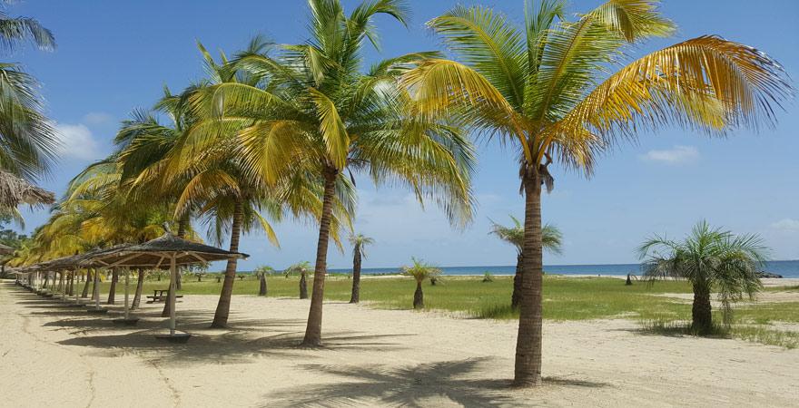 Strand vom Ocean Bay & Resort