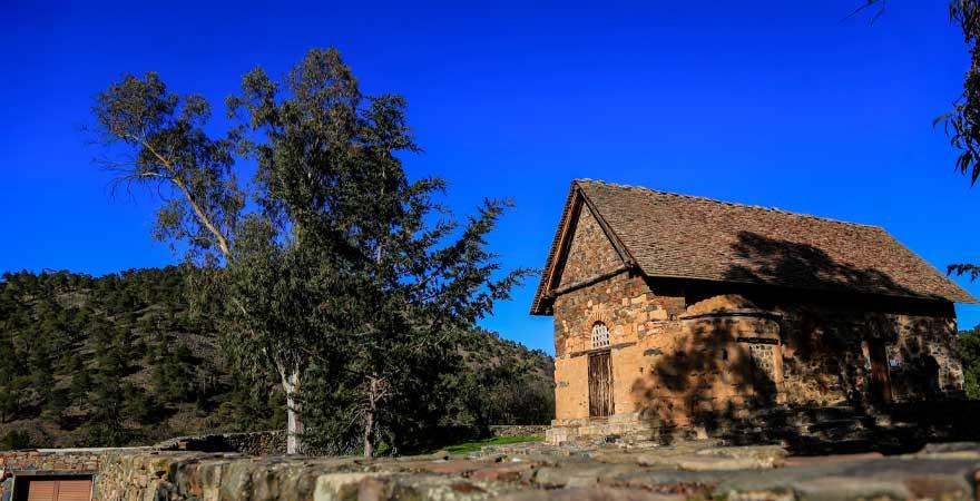 Kirche in Panagia