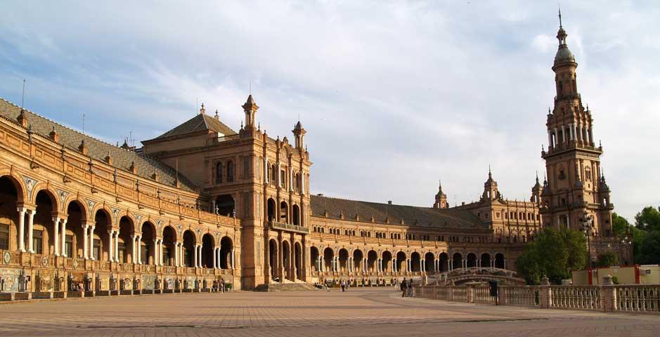 Sevilla in Spanien