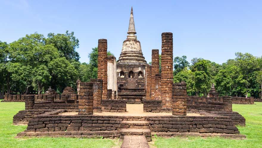 Geschichtespark Si Satchanalai