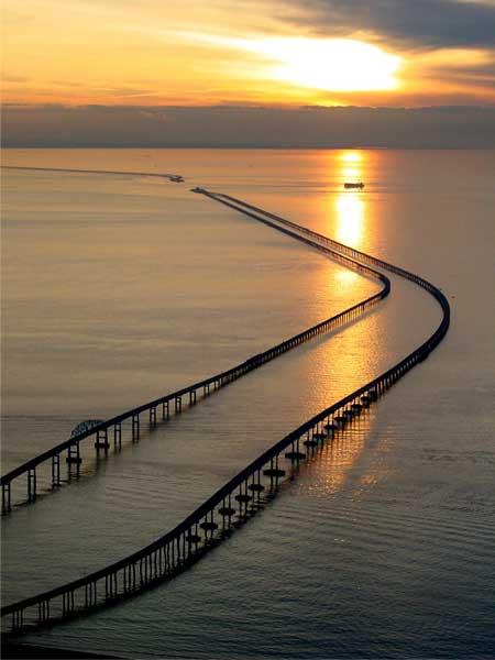 Bay Bridge in den USA