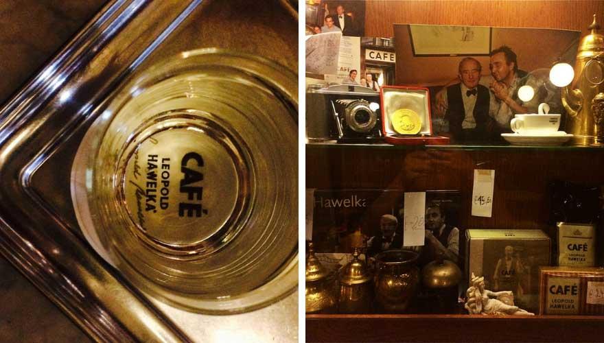 Cafe Hawelka in Wien