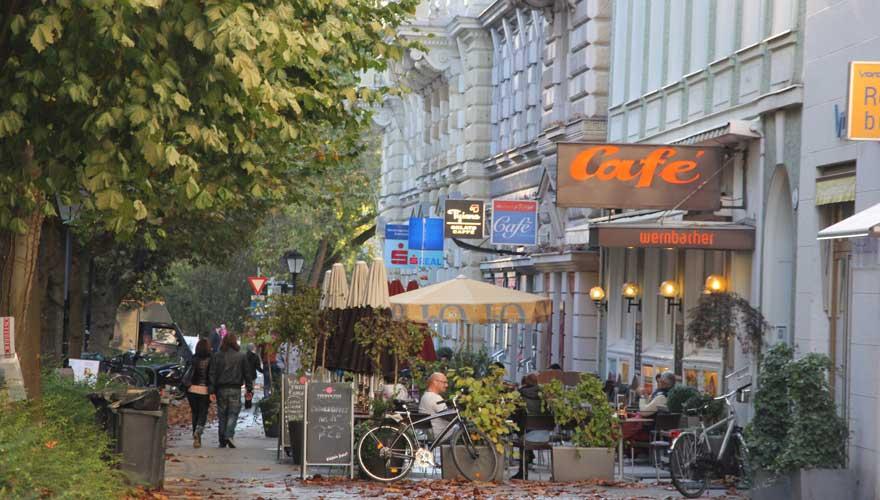 Cafe Wernbacher in Salzburg
