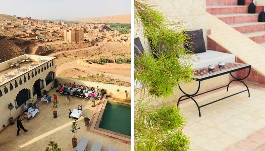 Eindruecke aus Marrakesch