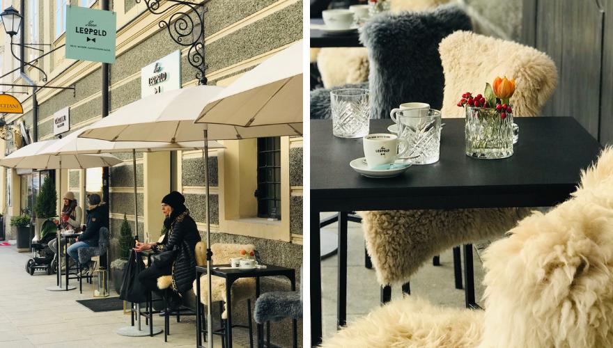 Herr Leopolad Cafe