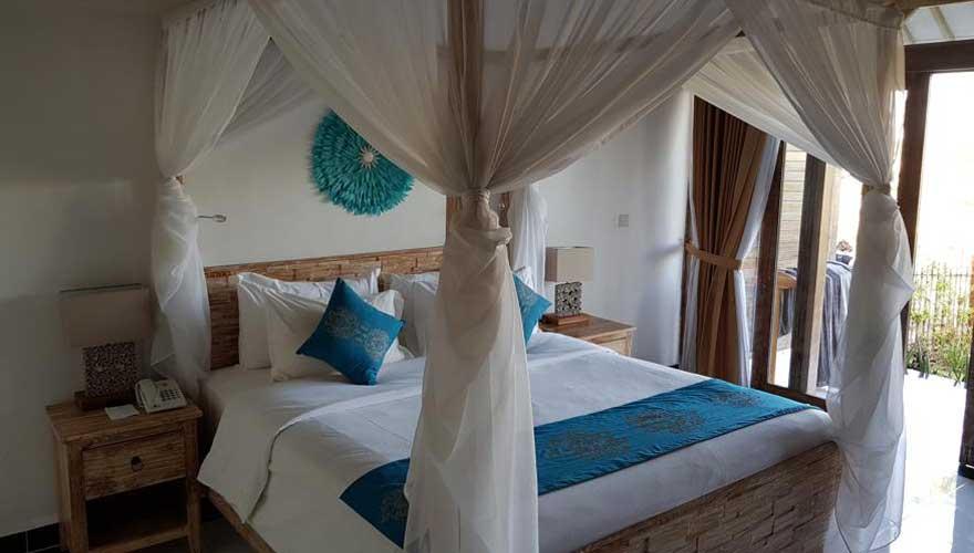 Hotelzimmer im The Acala