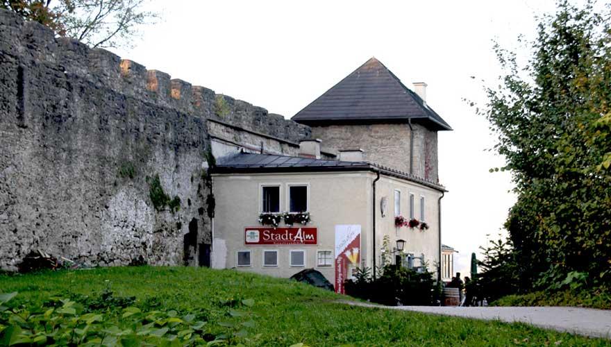 Stadtalm in salzburg