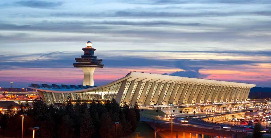 Copyright, Washington Dulles International Airport