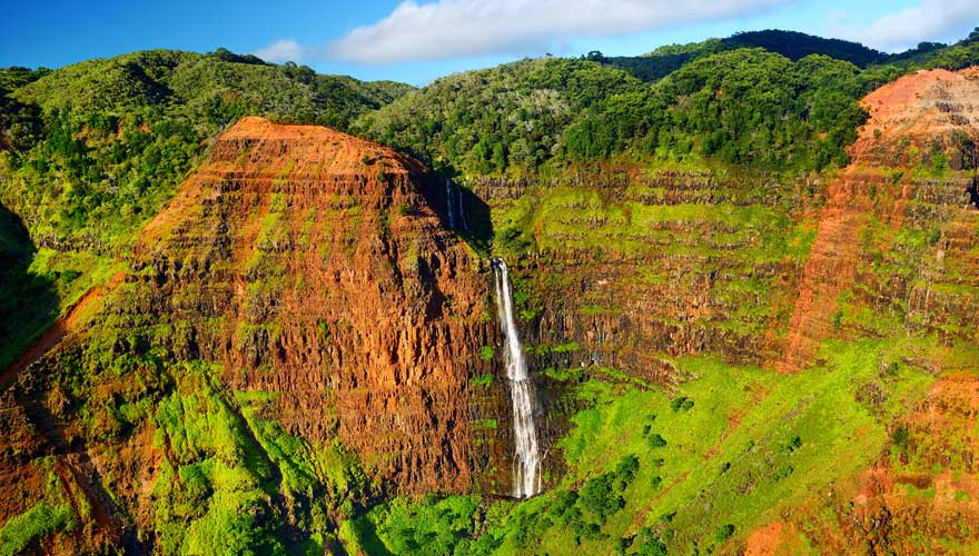 Grand Canyon auf Hawaii