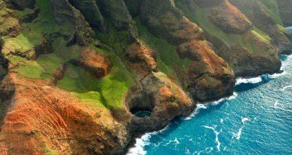 Na Pali Coast auf Kauai