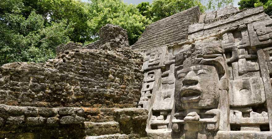 tempel in belize