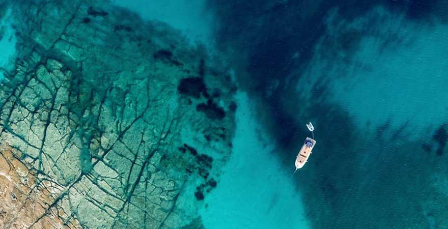 Küste und Meer in Alacati