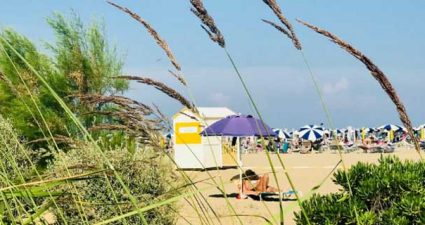 strand in caorle