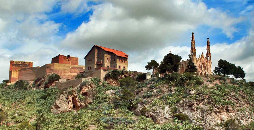 Festung La Fortaleza de la Mola auf Menorca