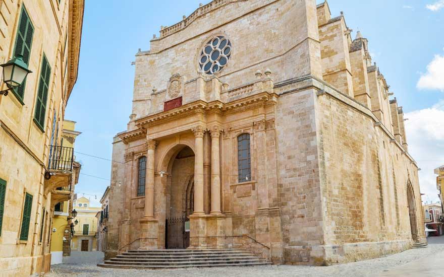 Alte Kathedrale Santa Maria in Ciutadella