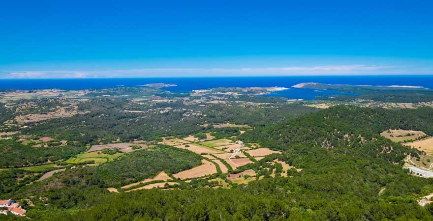 Monte Tore auf Menorca