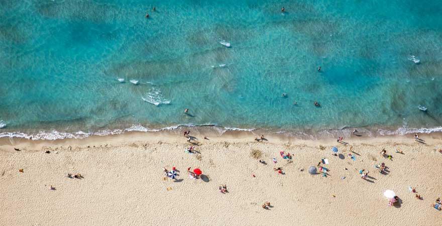 strand in alacati