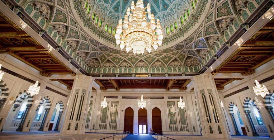 grand mosque im oman