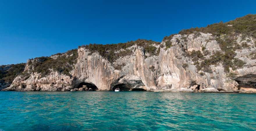 Grotta del Bue Marino auf Sardinien