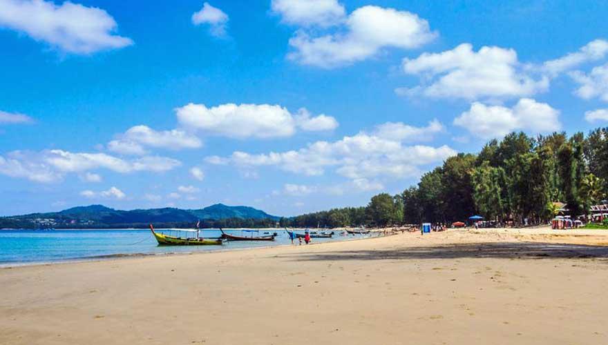 bang Tao Beach auf Phuket