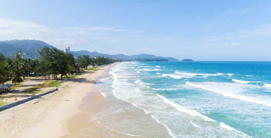 Karon Beachauf Phuket