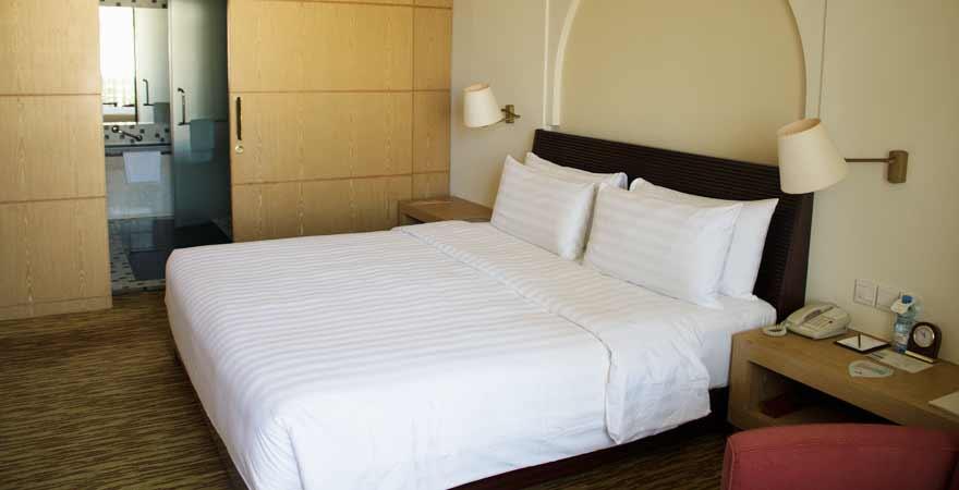Zimmer des Hotel Bandar in Muscat