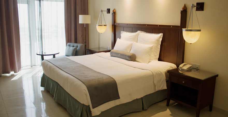 Zimmer im Kairaba Mirbat Resort