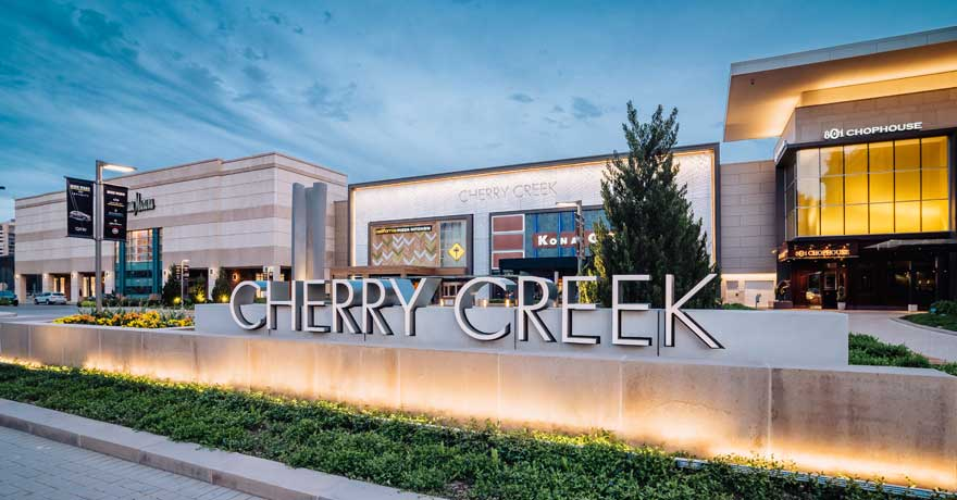 Cherry Creek Shoppingcenter