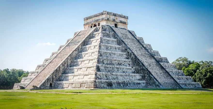 Pyramide in Mexiko