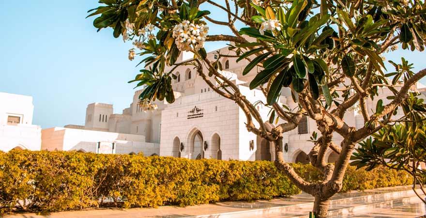 Royal Opera House in Maskat im Oman