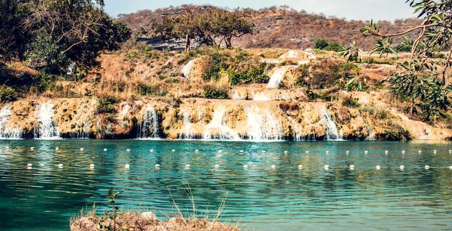 Wadi Darbat See