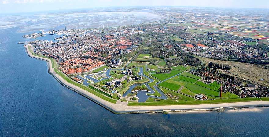 den helder in holland