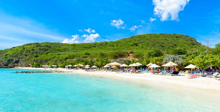Playa Porto Mari auf Curacao