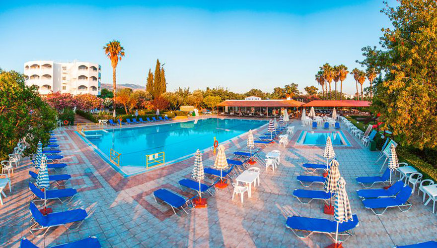 Continental Palace in Kos