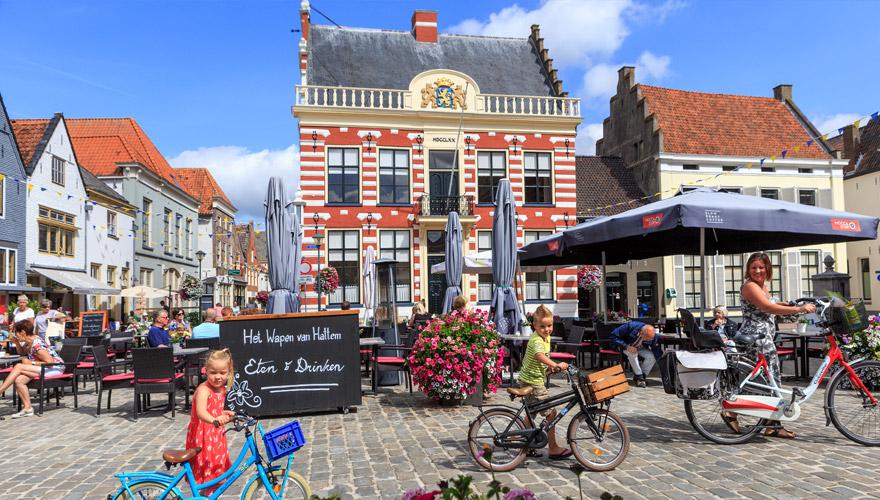 Hattem in der Niederlande